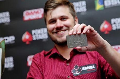 BSOP São Paulo: Kelvin Kerber Vence High Roller e é Jogador da Etapa