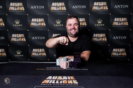 Sam Higgs Wins Aussie Millions Event #16 for A$28,215