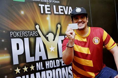 Ranking BSOP: Tiago Magalhães Lidera Após 1ª Etapa