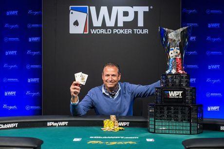 WPT Borgata Winter Poker Open : Deuxième titre pour Eric Afriat