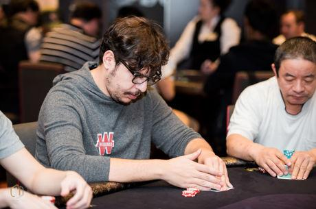 Kanit Joins Late; Soars to the Lead in the 2018 Aussie Millions $100,000 Challenge
