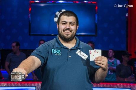 WSOP Champ Blumstein Looks Back, Ready for Fitness Challenge