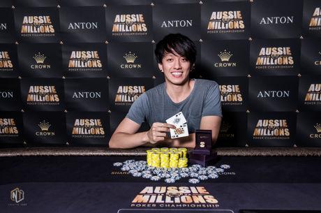 Vincent Huang Wins Aussie Millions Tournament of Champions (A$67,190)