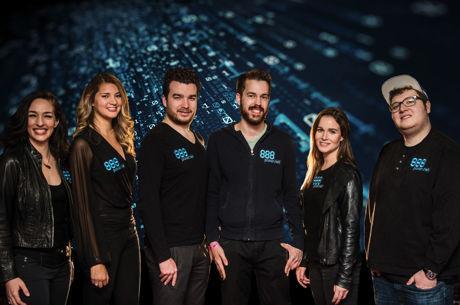 888poker LIVE встречает весну в Бухаресте