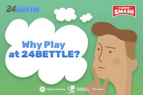 4 Reasons to Play at 24Bettle This Month