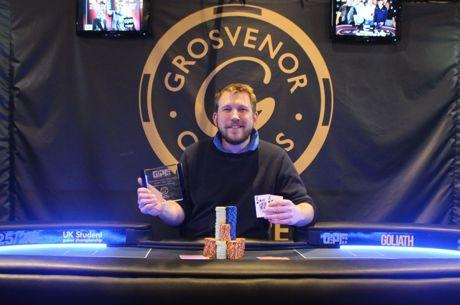 "Andrew ""Statto"" Hulme wins the 2018 GUKPT London Main Event"