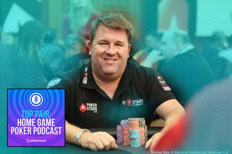 Top Pair Podcast 302: Interview with Chris Moneymaker