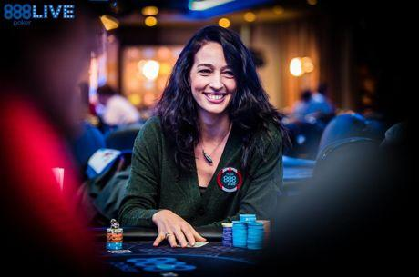 Kara Scott's 888poker Brief Returns for 2018