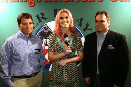 WSOP 2013:  Poker Players Alliance