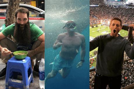 Off The Felt: Super Bowl, Snorkeling, and Vietnam