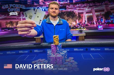 David Peters Defeats Stephen Chidwick Heads-Up in the US Poker Open