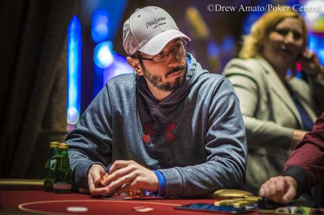 Rast Leads Day 1 in US Poker Open Main Event; Chidwick Locks Up Title