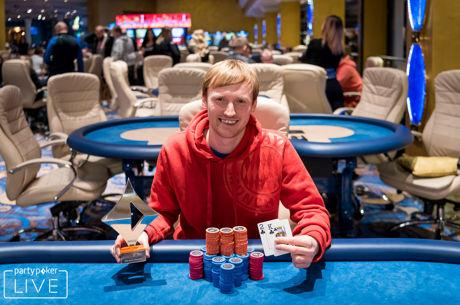 Becker Wins partypoker LIVE MILLIONS Germany Super High Roller After Blind Flip