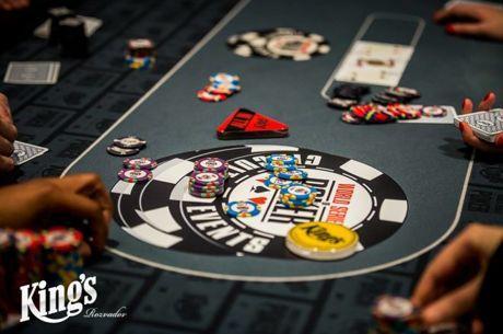 WSOP CIrcuit Spring се завръща в Kings Casino oт 1 до 19 март с €2...