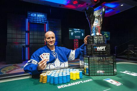 Mike Leah Wins Again at WPT Fallsview, Snags Main Event Title