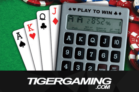 BREZPLAČEN TigerGaming poker kalkulator vam lahko pomaga do večjih zmag!