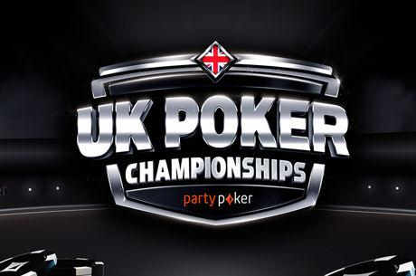 £2 Million Guaranteed UK Poker Championships Head to DTD