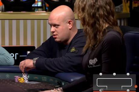 [VIDEO] - Michael van Gerwen actief in de partypoker The Big Game