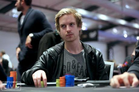 Viktor Blom Crushes Day 1 of partypoker MILLIONS Germany