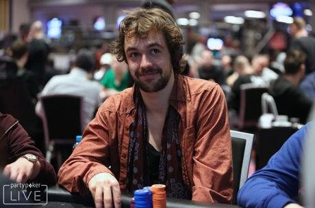 Ole Schemion Among Day 1 Big Stacks partypoker LIVE MILLIONS Germany