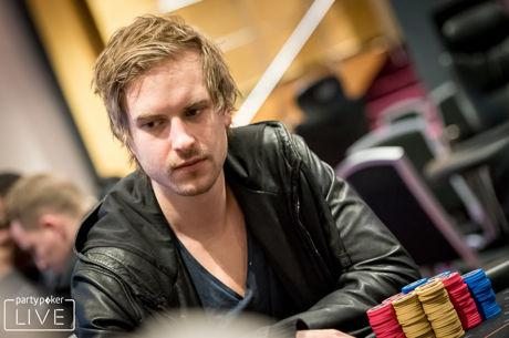 Viktor Blom Headlines partypoker LIVE MILLIONS Germany Final Day