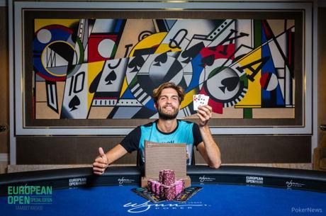 Joe Serock Wins European Open Special Edition in Las Vegas for $113,059