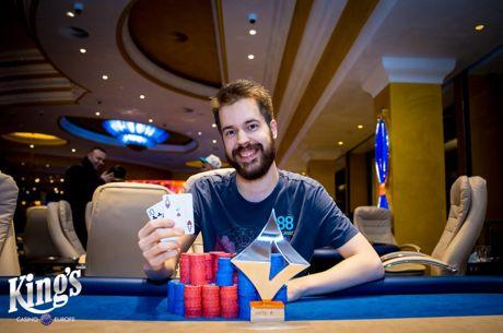 Dominik Nitsche Secures €10K High Roller Title in Rozvadov