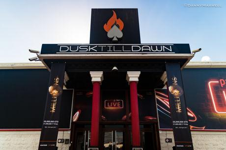 Morris Leads partypoker LIVE UK Poker Championships Super High Roller