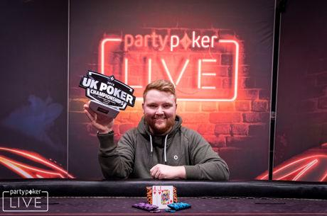 Steven Morris Wins partypoker UK Poker Championships Super High Roller