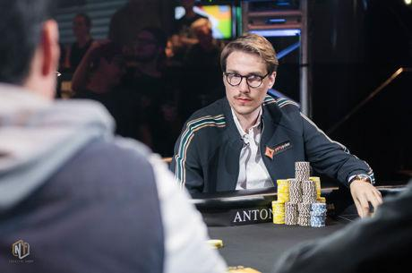 Hand Review: Solaas Bluffs Lewis at Aussie Millions Final Table