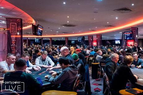 Alex Luz Leads After partypoker UK Poker Championships Starting Days