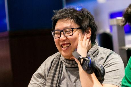 Christopher Yong Leads Unibet Open London Final Nine