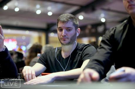 Στους 44 φιναλίστ του Merit Poker Top Guns Main Event Ζησιμόπουλος...