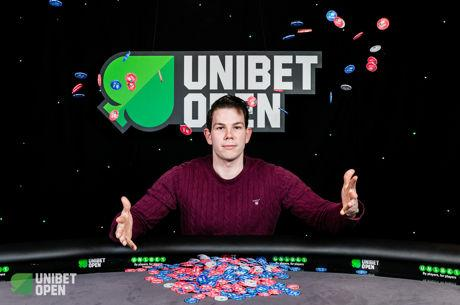 Andreas Wiborg wint het 2018 Unibet Open London Main Event (£56.807)