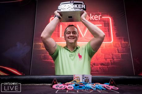 Massive Setup Wins Brice the partypoker LIVE UK Poker Championships!