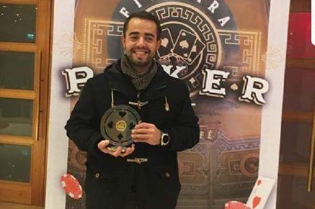 João Macário foi o Campeão do Silver Poker Series na Figueira da Foz