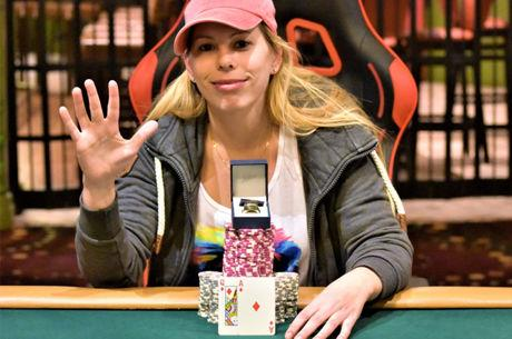 Loni Harwood Wins the WSOP Circuit Las Vegas High Roller for $72,802