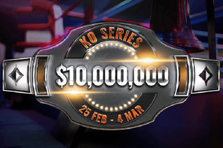 dioguinhoxx Crava Evento 12 Medium da KO Series do partypoker & Mais