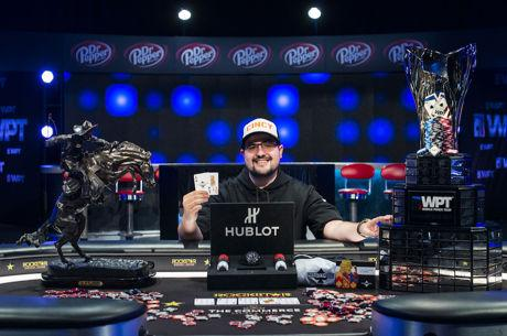 WPT LAPC : Le million pour Dennis Blieden, Toby Lewis runner-up