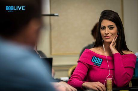 888poker LIVE Bucharest: Papazian, and 888poker's Saliba Among Big Stacks