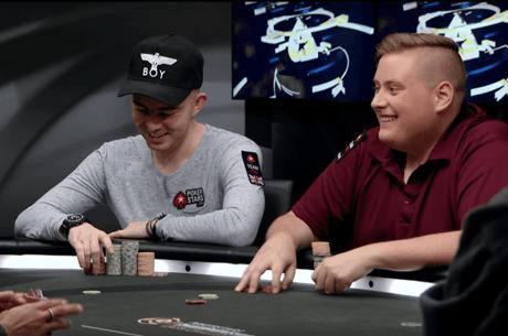 [VREDNO OGLEDA] Kako je izzivalec v PSC Cash Challenge poskušal zblefirati Codya