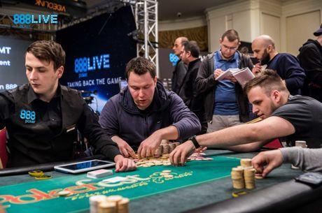 888poker LIVE Bucharest: Stefan Fabian Leads Final Eleven Players