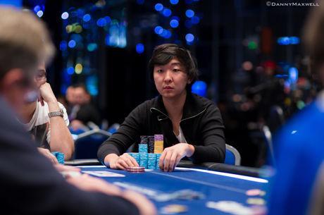 High-stakes : Rui Cao perd les plus gros pots mais limite la casse