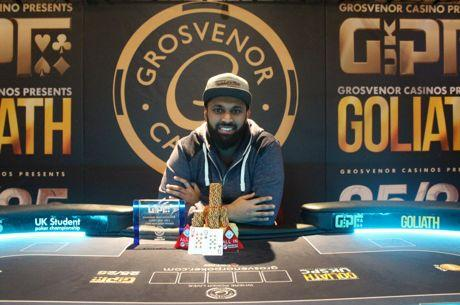 Adam Lulat Crowned 2018 GUKPT Manchester Champion