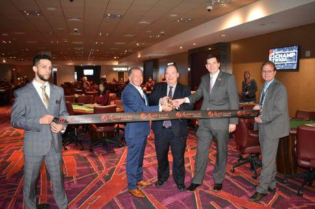 New Poker Room Opens in New York
