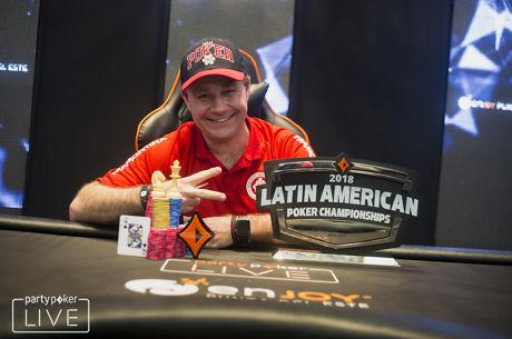 Grutka Wins, Simao Fourth at Latin American Poker Championship