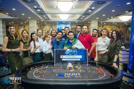 Ali Reza Fatehi Wins Merit Poker Top Gun High Roller ($108,516)