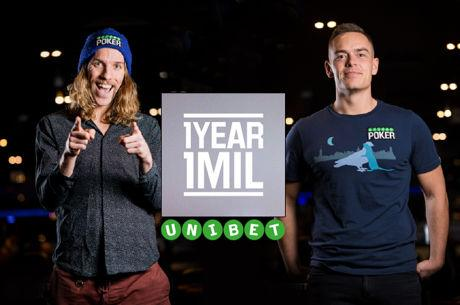 Unibet Ambassadors Vlog Pursuit of €1 Million Poker & Crypto Profit in 1 Year