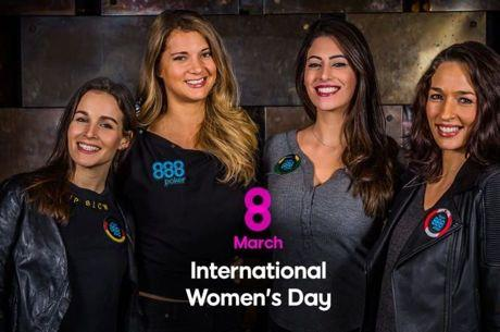"888poker's ""Seriously Phenomenal Women in Poker"""