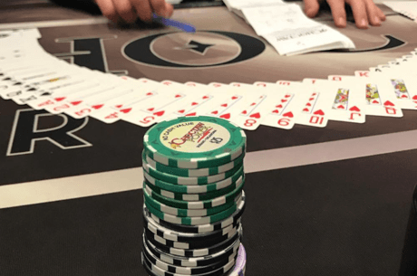 Hand Review: Missing a Great Bluffing Spot Due to Auto-Pilot
